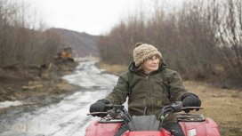 image de la recommandation ALASKA : LA DERNIERE FONTIERE