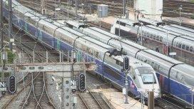 image du programme TGV, LA REUSSITE FRANCAISE