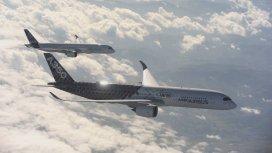 image du programme AIRBUS A350 : LA NOUVELLE STAR DES AIRS
