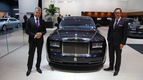 THE PERFECTIONISTS: INSIDE ROLLS ROYCE