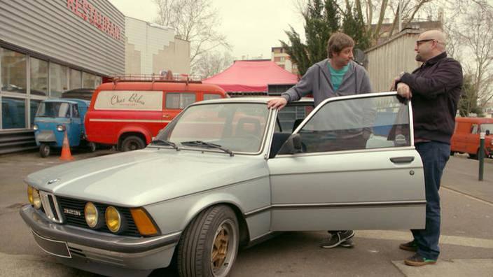 WHEELER DEALERS FRANCE - BMW 323i