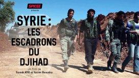 image du programme Syrie : les escadrons du djihad