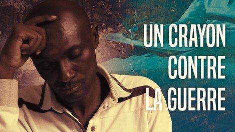Centrafrique : un crayon contre la guerre