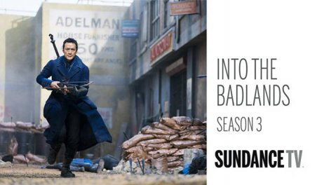 Into the Badlands S03