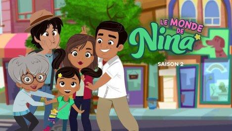 Le Monde de Nina S02