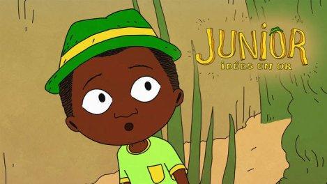 Junior idées en or S01