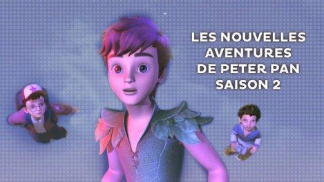 Les nouvelles aventures de Peter Pan S02