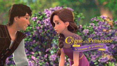 Le Cygne et la Princesse: Le royaume de la