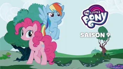 My Little Pony les amies c'est magique S09