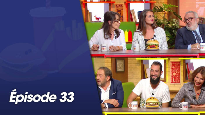 Burger Quiz - Episode 33