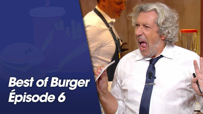 Best Of Jeu Burger Quiz - Episode 6