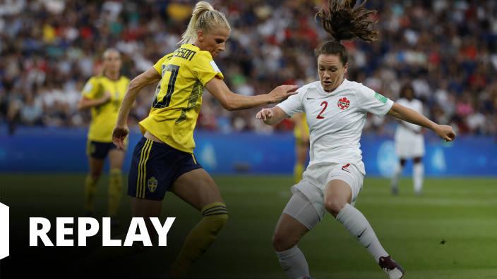 Coupe du Monde Féminine de la FIFA, France... -