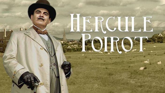 Hercule Poirot - 27. Le mystère du bahut espagnol