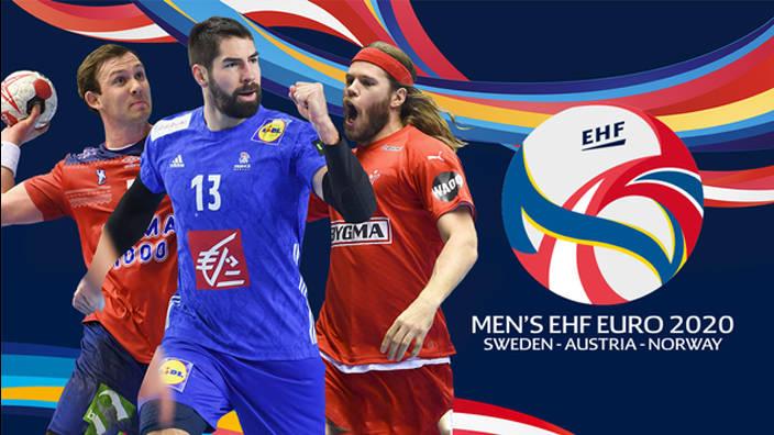Handball Euro Masculin - Tour préliminaire