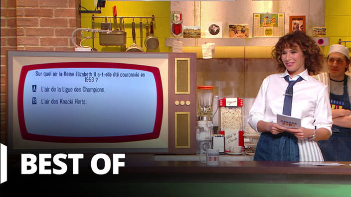 Best Of Jeu Burger Quiz - Episode 4