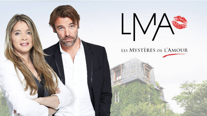 Les mystères de l'amour - 601. Amour enflammé