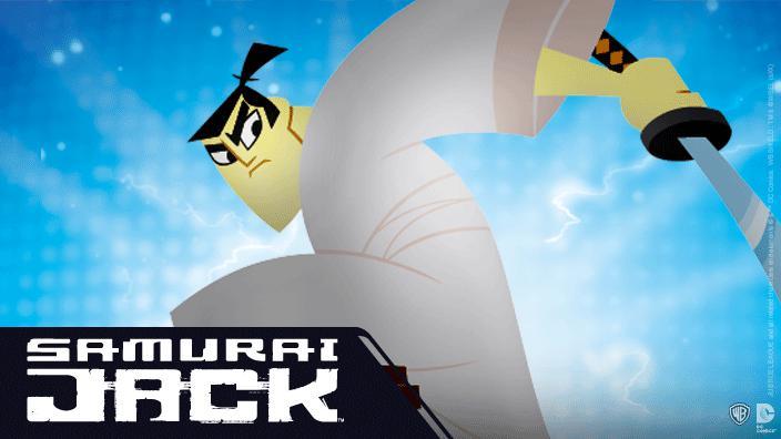 Image du programme Samurai Jack Saison 1