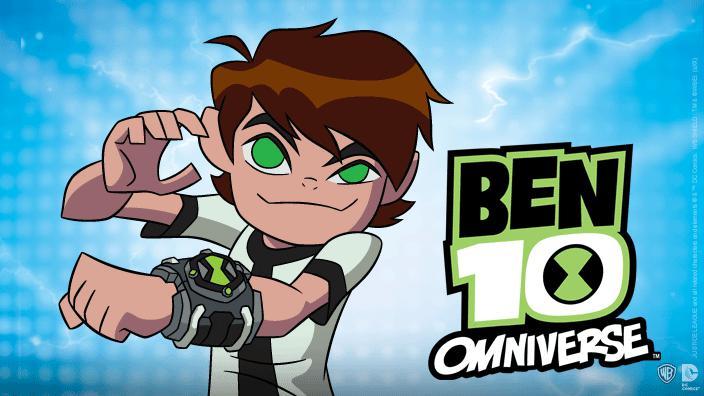 Image du programme Ben 10 Omniverse saison 1