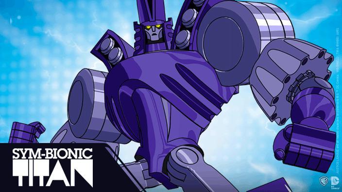 Image du programme Symbionic Titan Saison 1