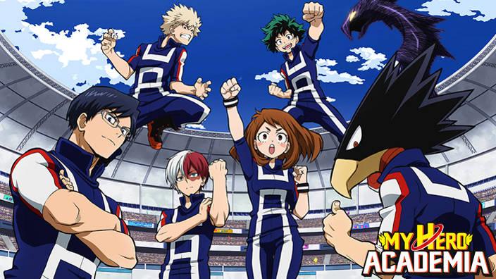 02-My Hero Academia