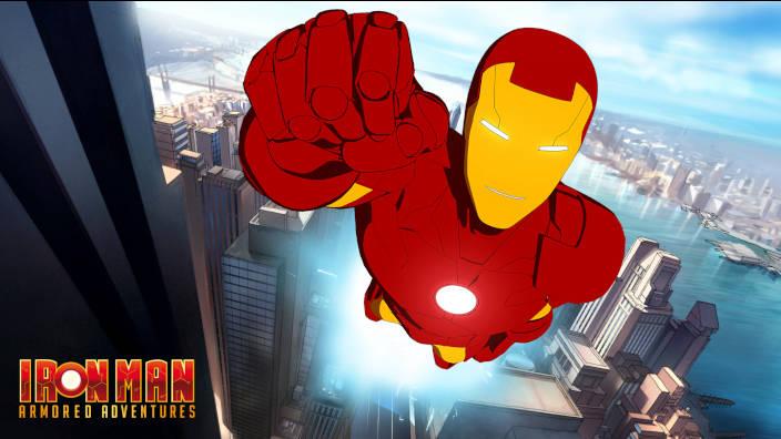 12-Iron Man