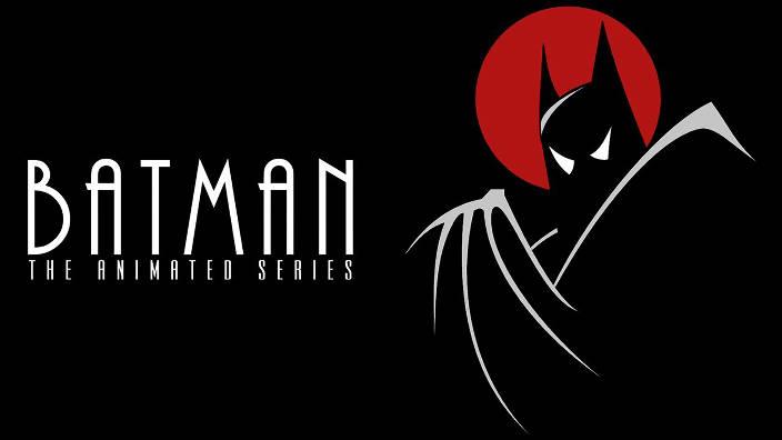 01-Batman, la série animée – Saison 1