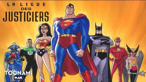 Justice League Unlimited Saison 1