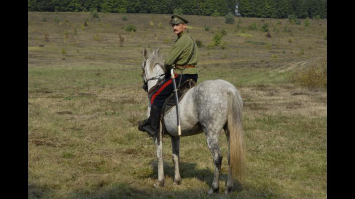 La première guerre mondiale, le front de l'Est -