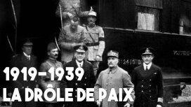 image du programme 1919-1939, la drôle de paix - 12/07
