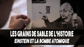 image du programme Les grains de sable de l'histoire : Einstein -