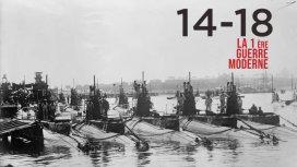 image du programme 14-18, la 1ère guerre moderne - 08/11