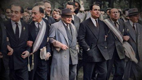 1958 : ceux qui ont dit non