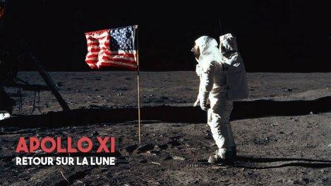 Apollo XI, retour sur la Lune