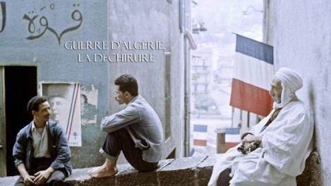 Guerre d'Algérie la déchirure-01