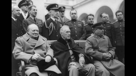Churchill, maître du jeu