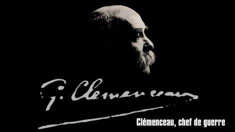 Clémenceau, chef de guerre