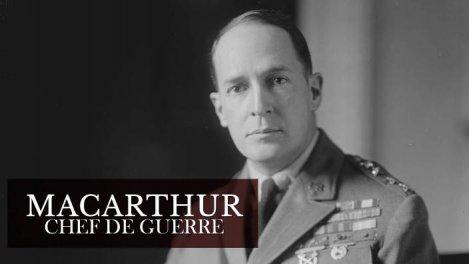 Macarthur chef de guerre