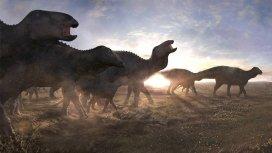 image du programme La grande marche des dinosaures