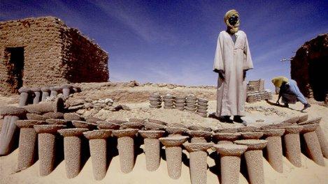 Touareg, les seigneurs des dunes