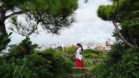 Tsukasa, prêtresses des îles Yaeyama