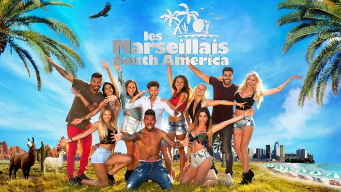 Image du programme Les Marseillais South America