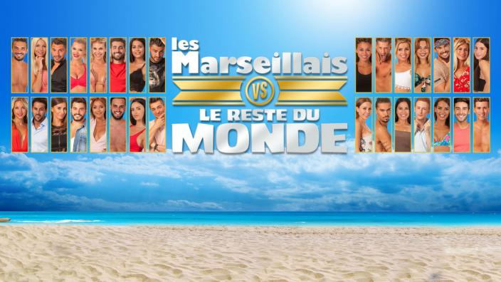 Image du programme Les Marseillais vs le Reste du monde