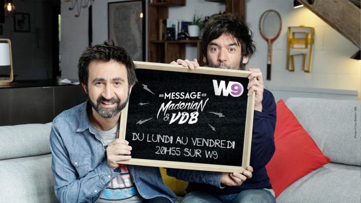 Image du programme Le Message de Madénian et VDB