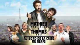 image de la recommandation Mathieu Madénian et Thomas VDB au bord de la crise