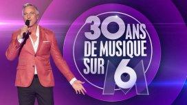 image du programme 30 ans de musique sur M6