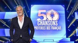 image du programme Les 50 chansons préférées des Français