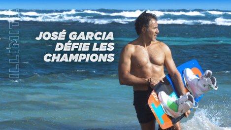 José Garcia défie les champions