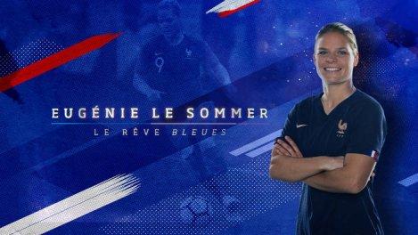 Eugénie le Sommer : le rêve bleu