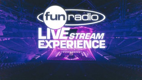 Fun radio live stream experience