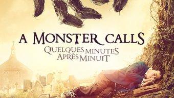 A Monster Calls : quelques minutes après minuit